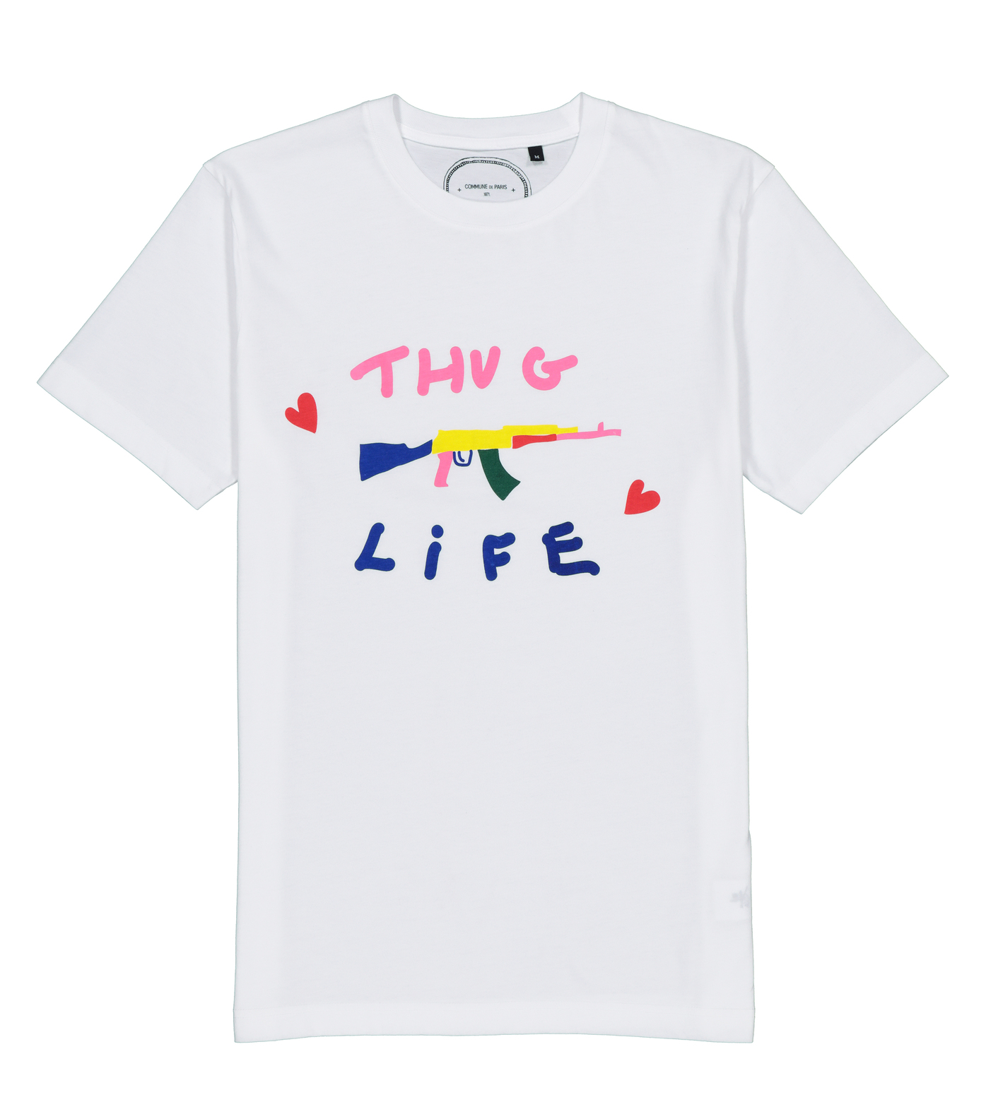 TEE LOVEGUN - White