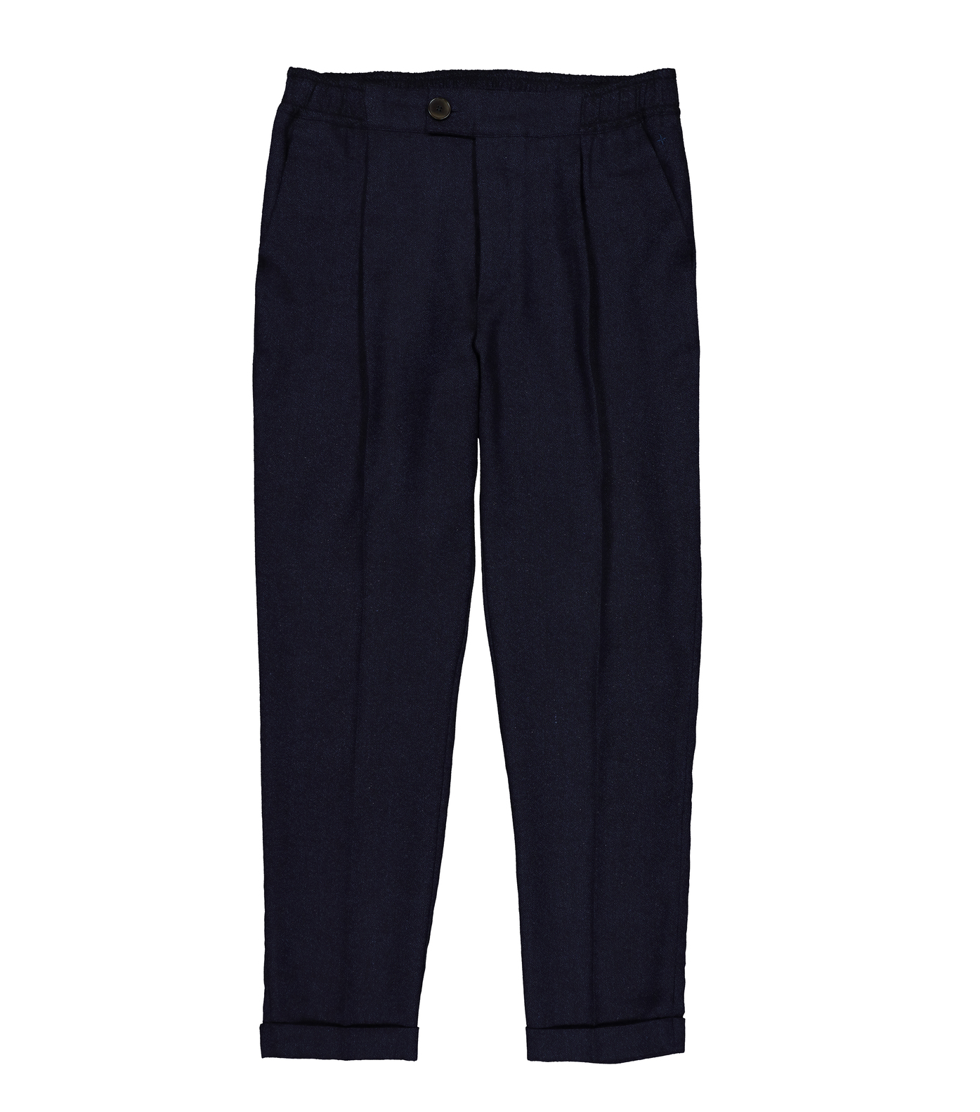 PANTS GN11 - Marl navy