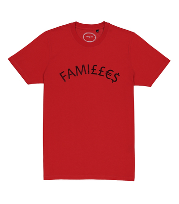 TEE FAMILLES - Red