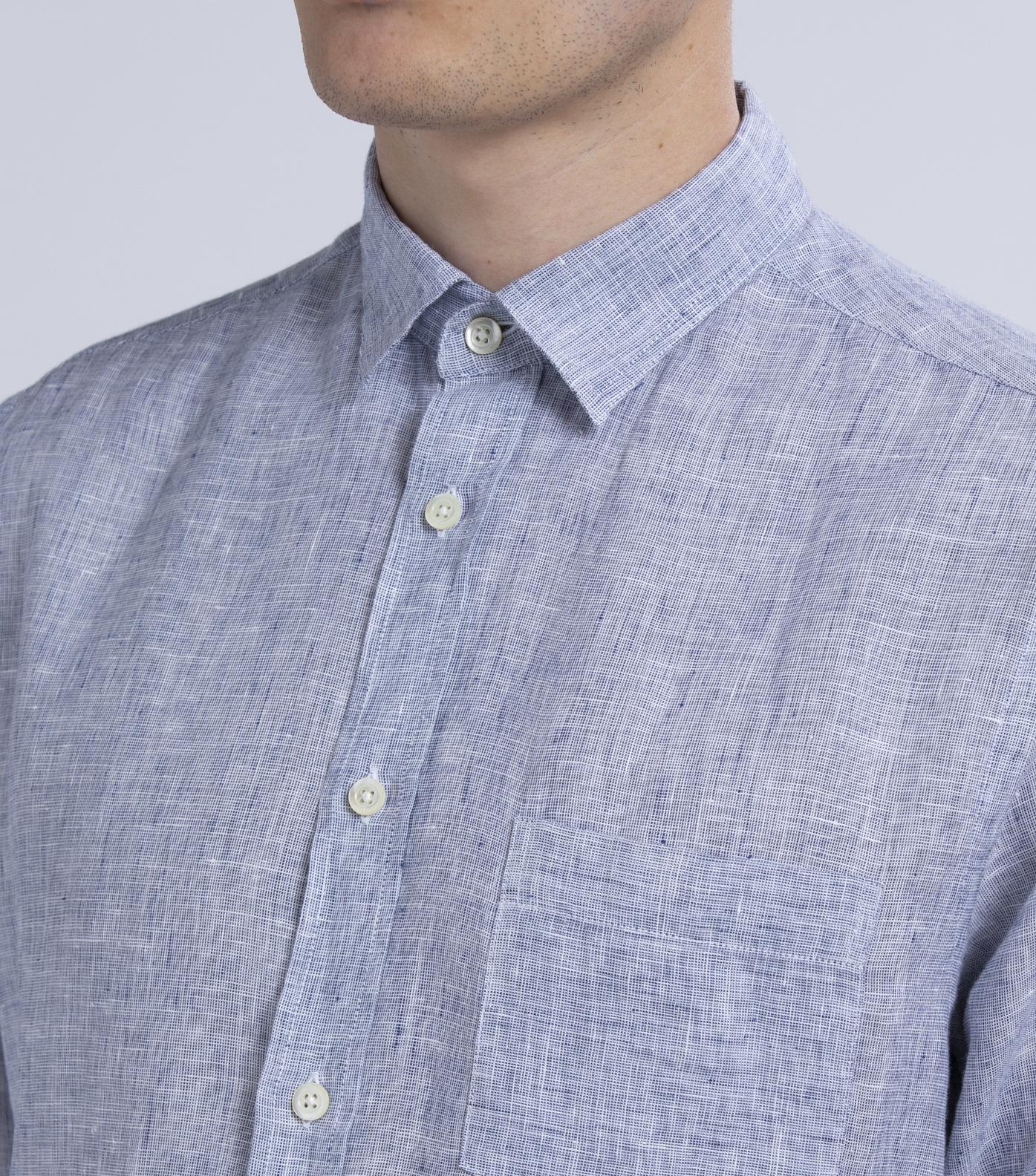 SHIRT TRINQUET - Blue