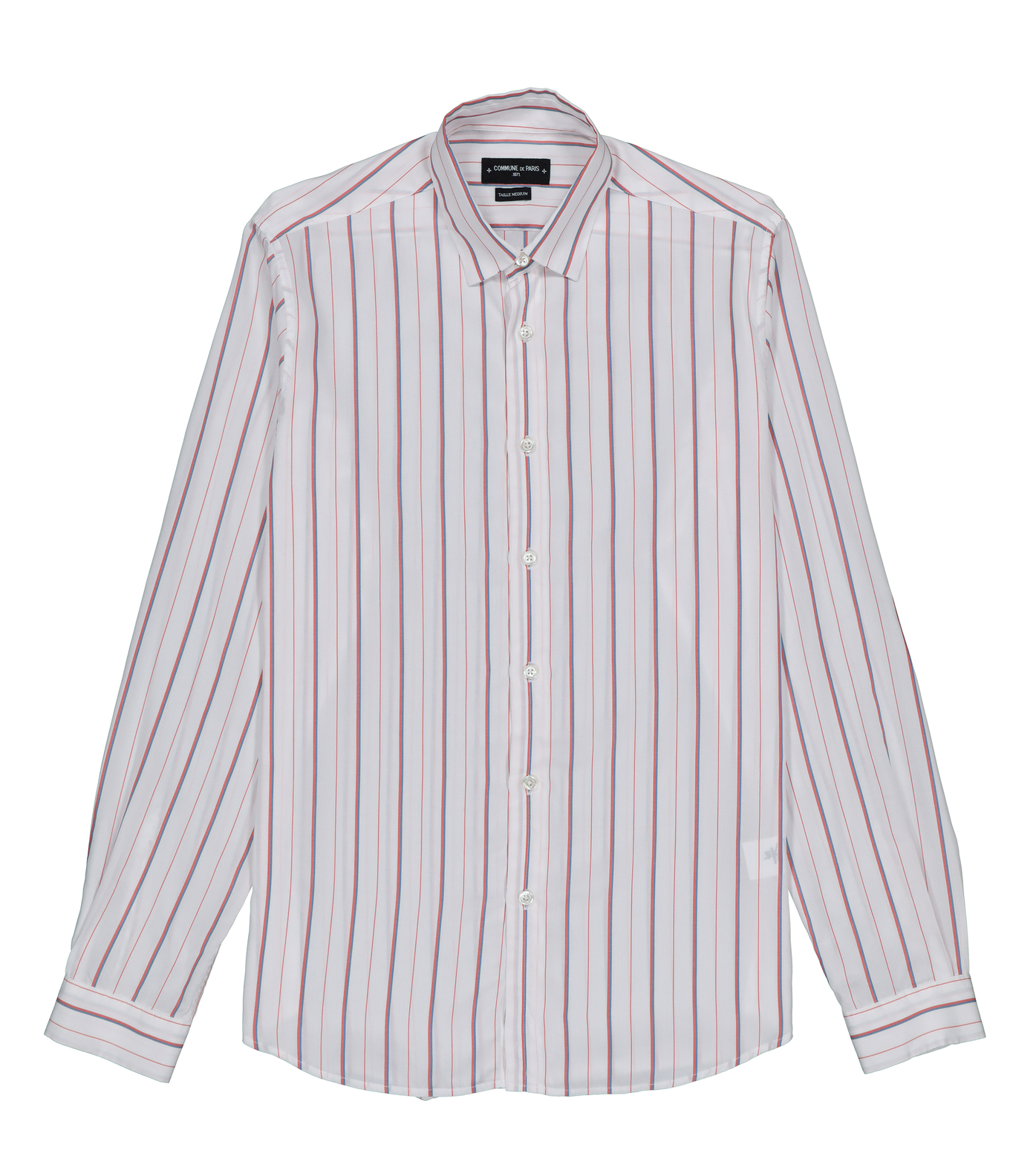 SHIRT SORBIER - Red stripes