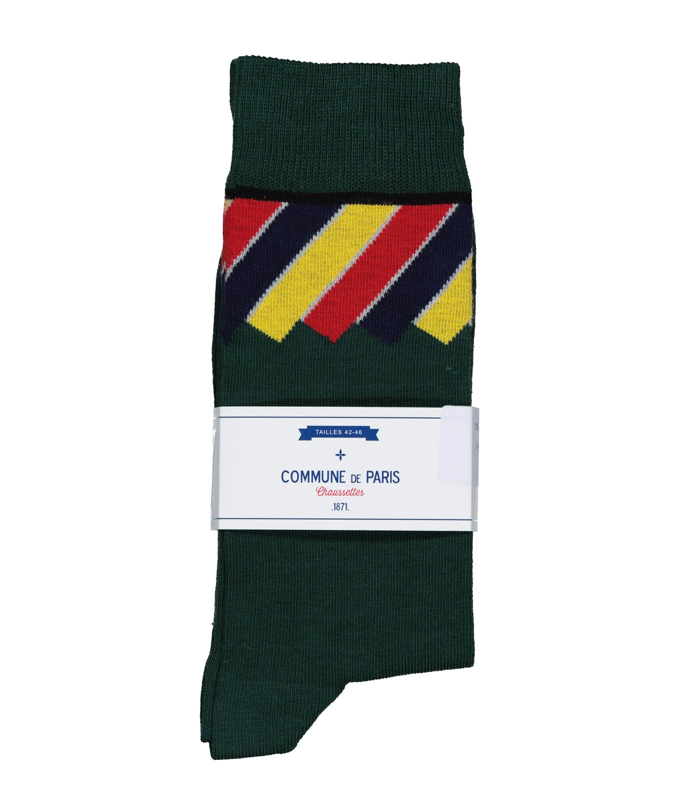 SOCKS CARROUSEL - Green