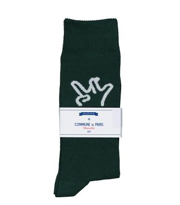 SOCKS NUDES - Green