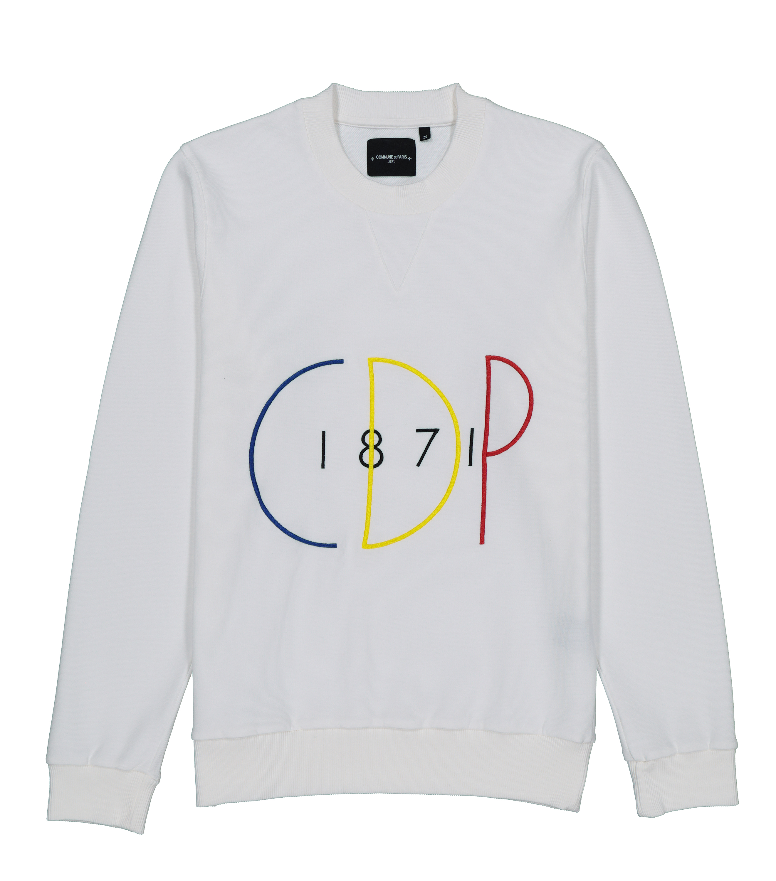 SWEAT CDP 1871 - Ivoire
