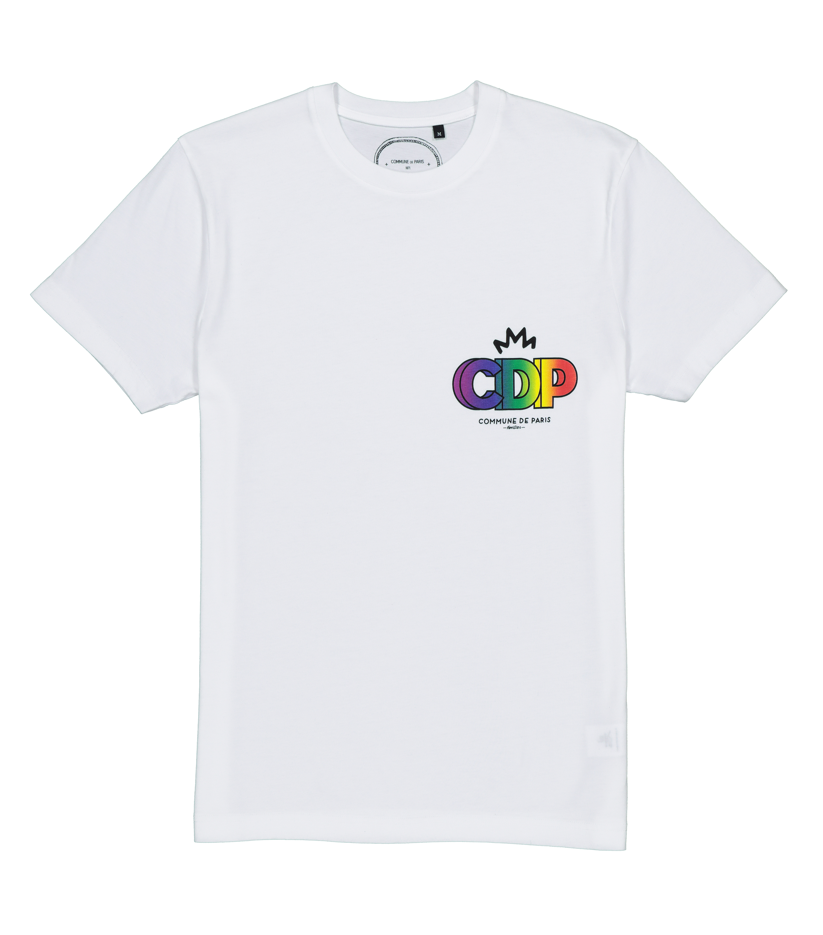 TEE CARTOON - White