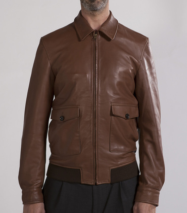 Jacket Frankel - Brown
