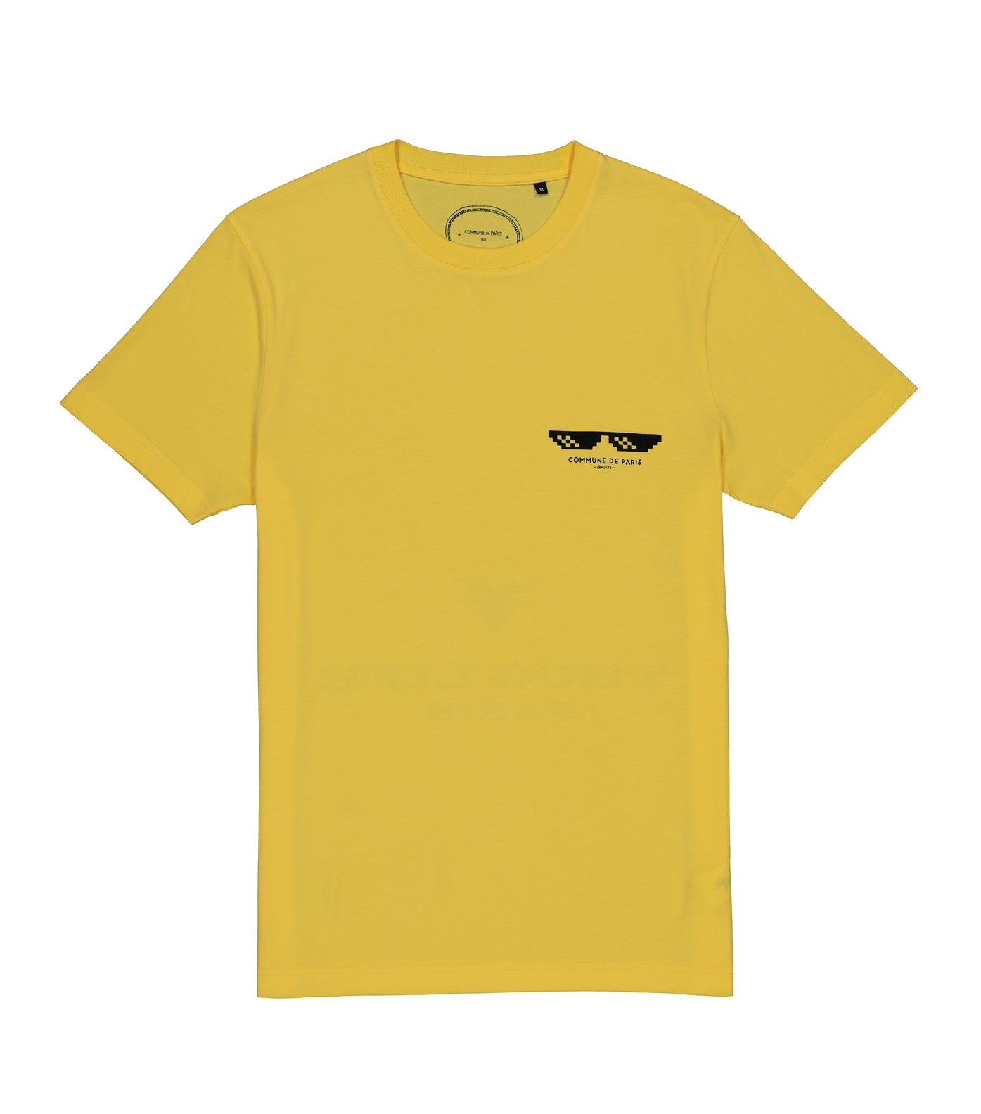 TEE GLASSES - Yellow