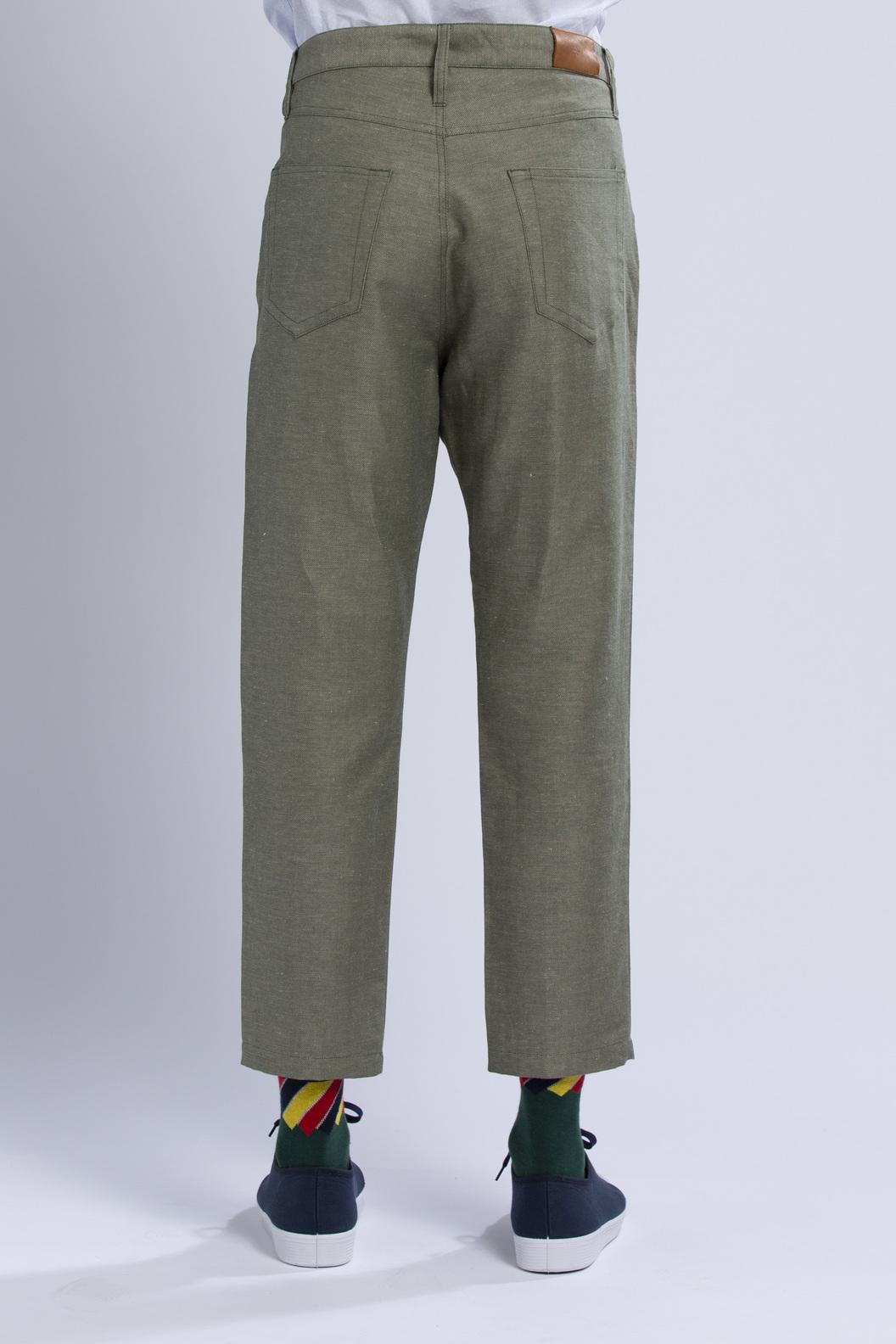 PANTALON GN12 - Khaki