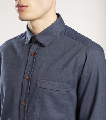 SHIRT ROSSEL - Dark blue