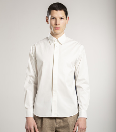 SHIRT ARTEFACT - White