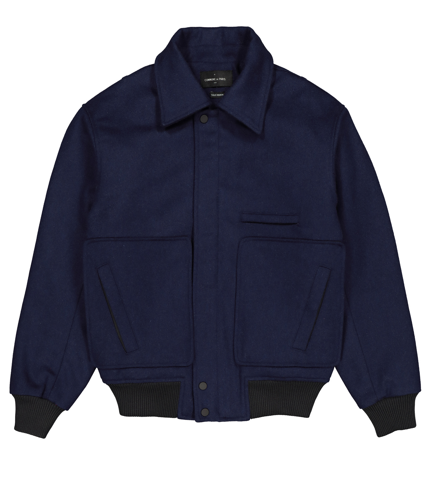 JACKET ETIENNE - Navy