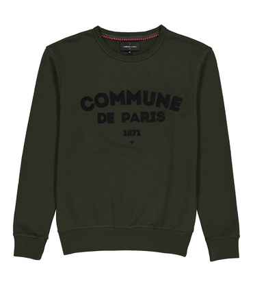 SWEAT ICI - Khaki