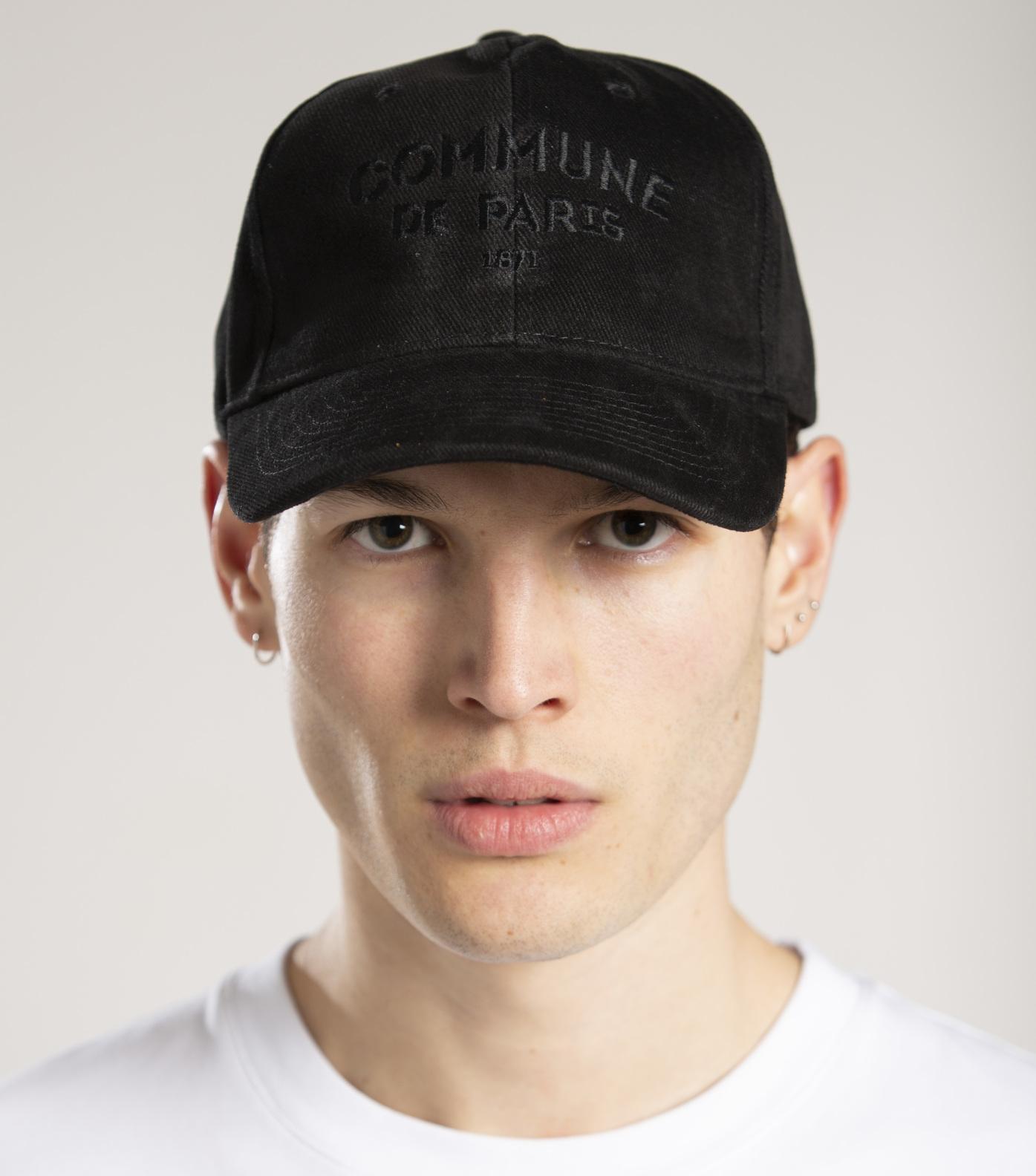 CAP ICI - Black