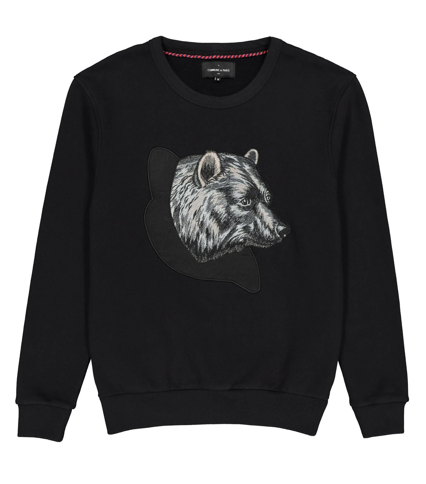SWEAT L'OURS - Black