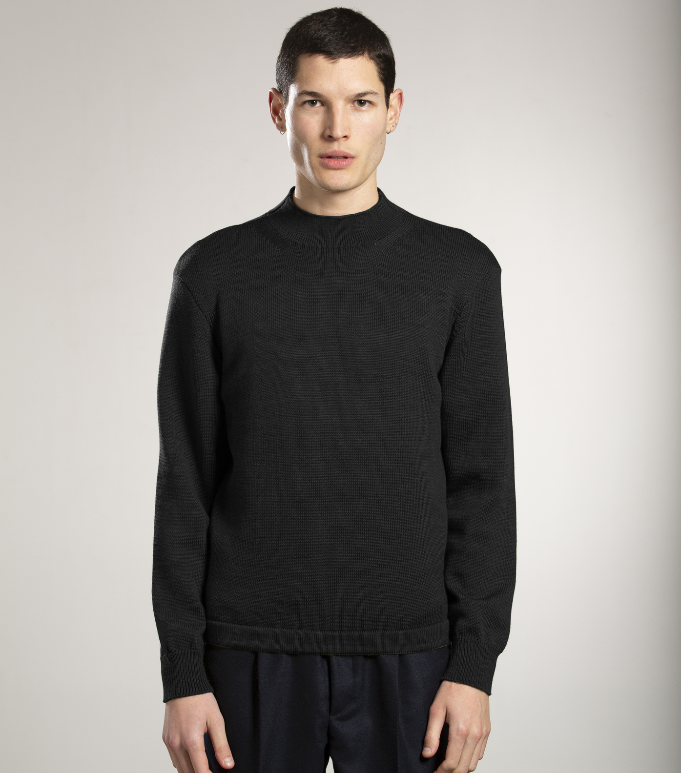 PULL JEMMAPES - Black