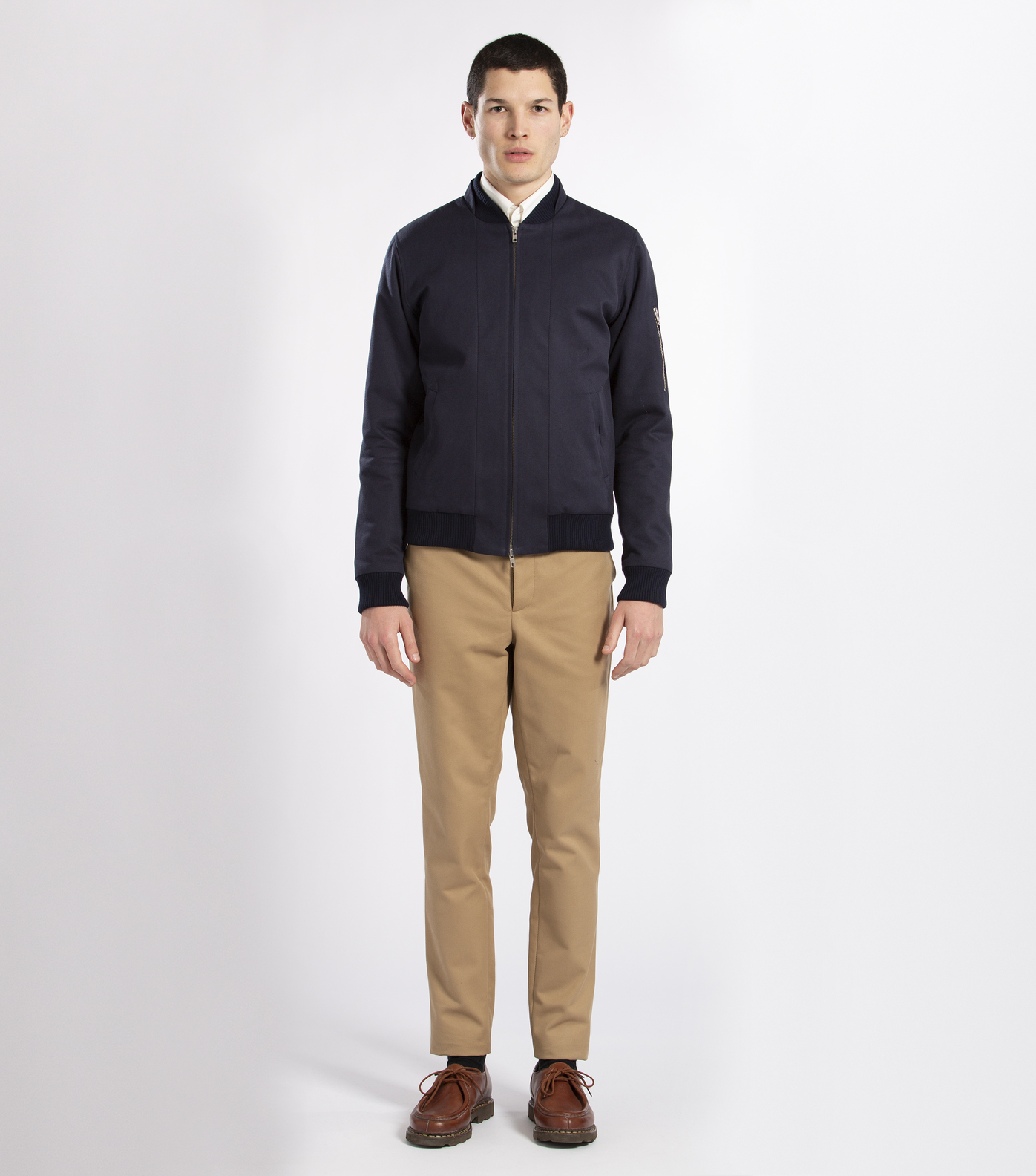 JACKET ANATOLE - Navy