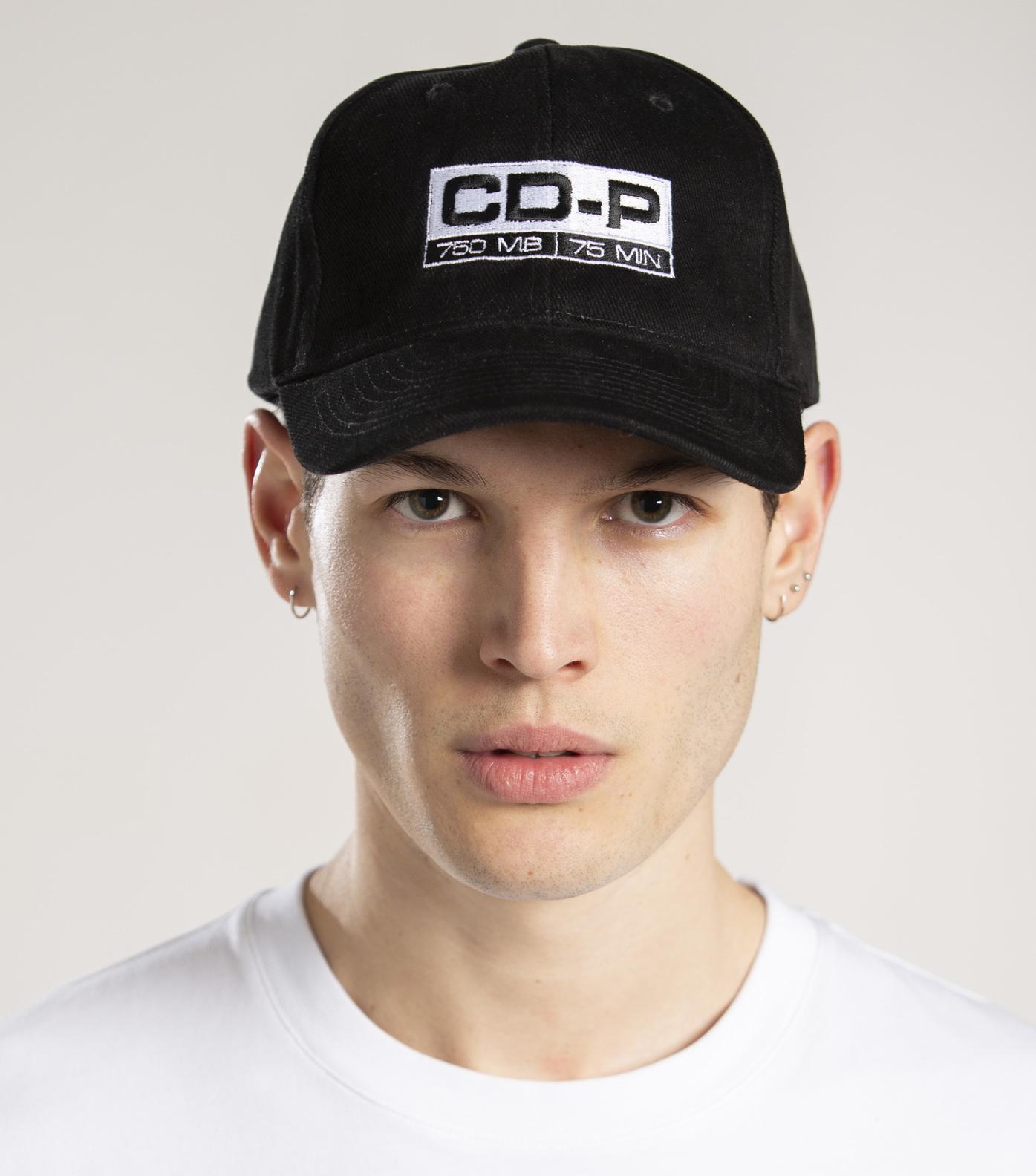 CAP P2P - Black