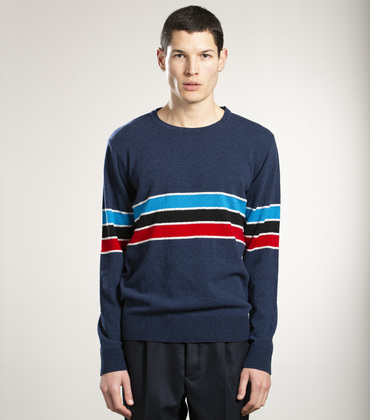 PULL VALMY - Blue