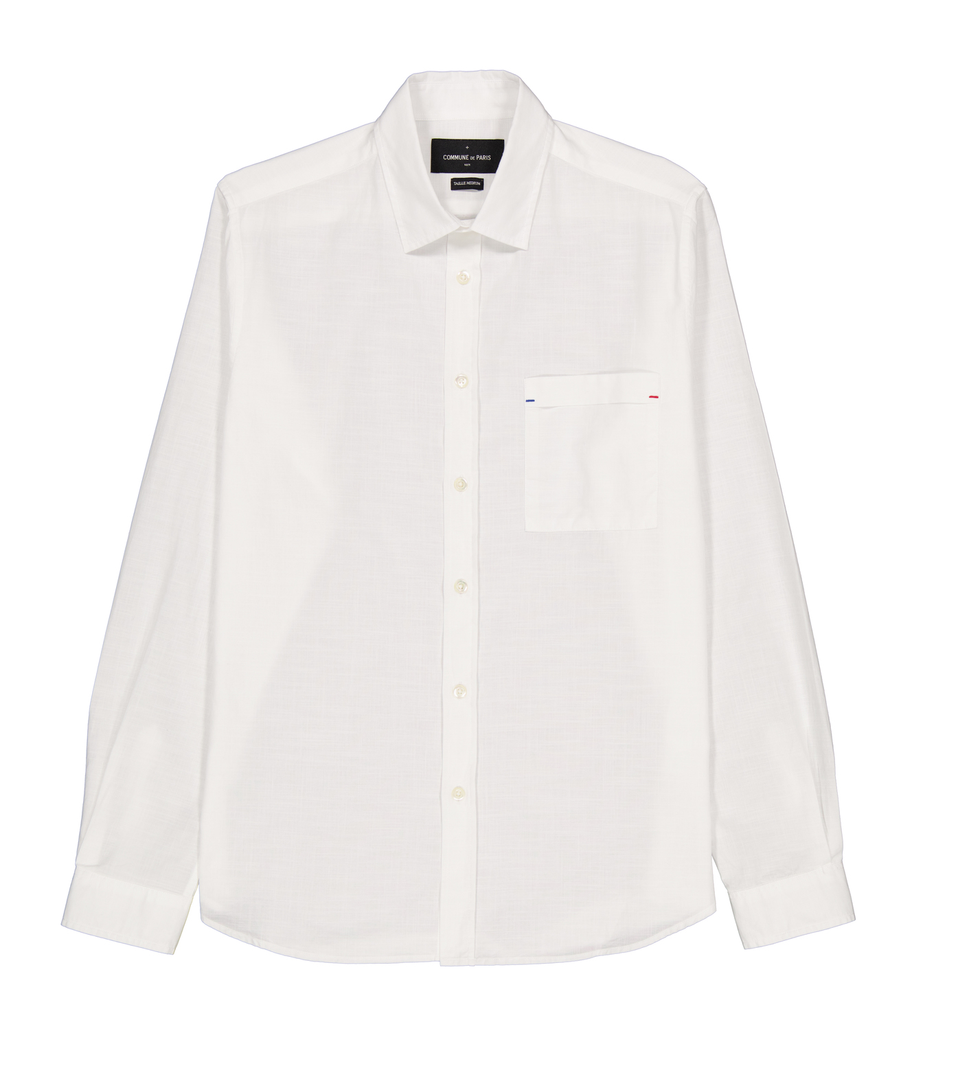 SHIRT ROSSEL19-CH - White chambray