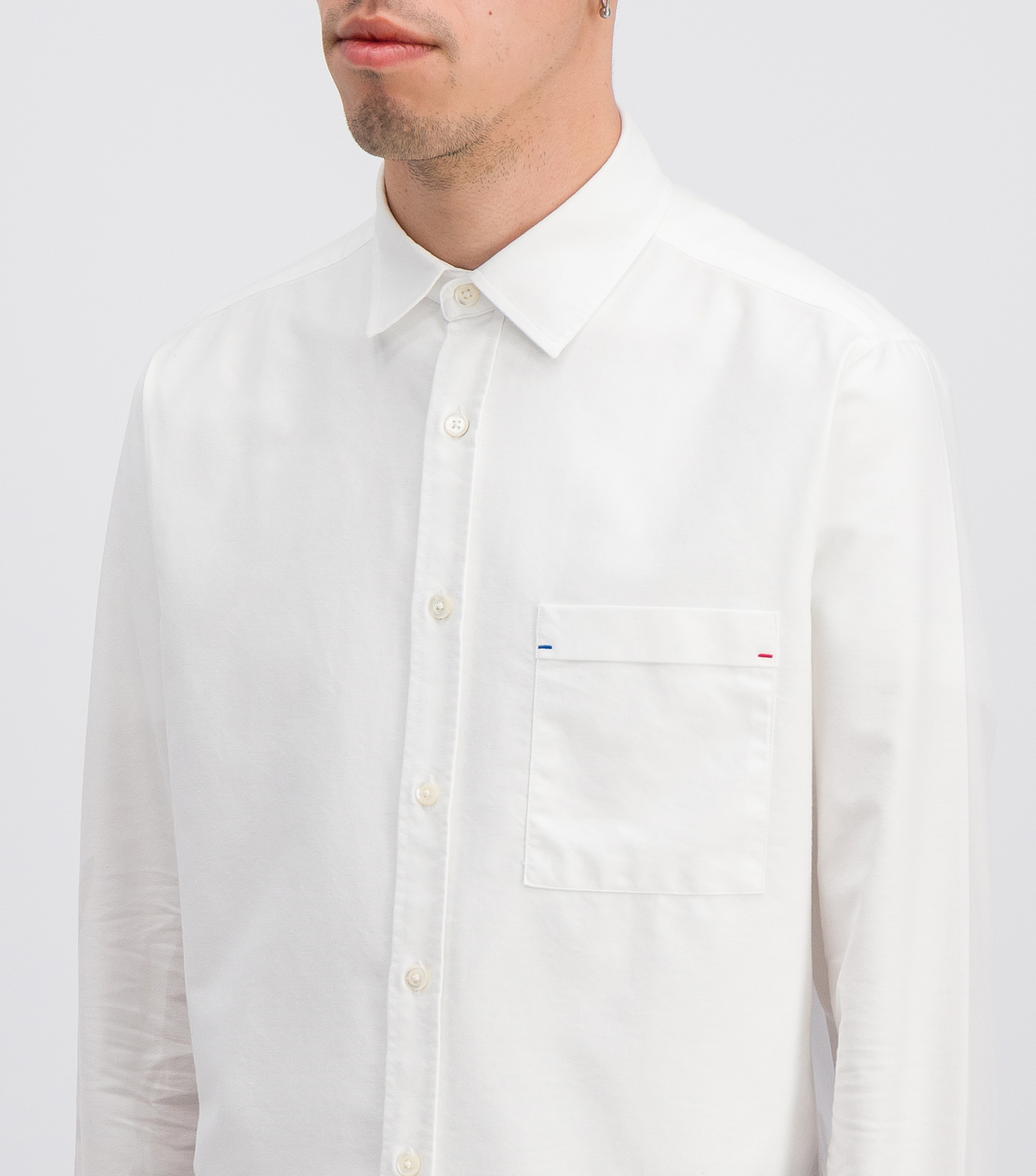 SHIRT ROSSEL19-W - White