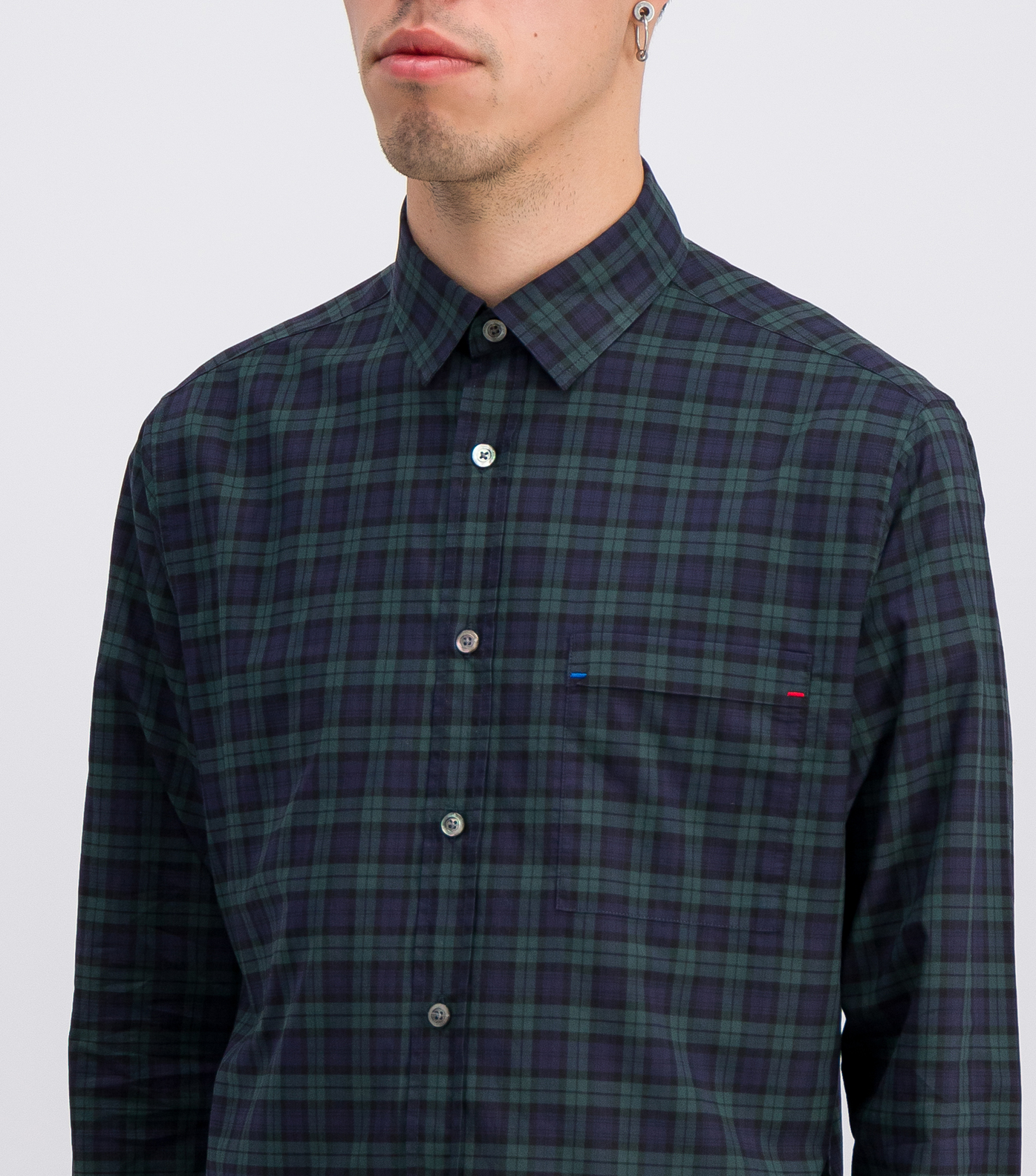 SHIRT ROSSEL19-CK - Checked