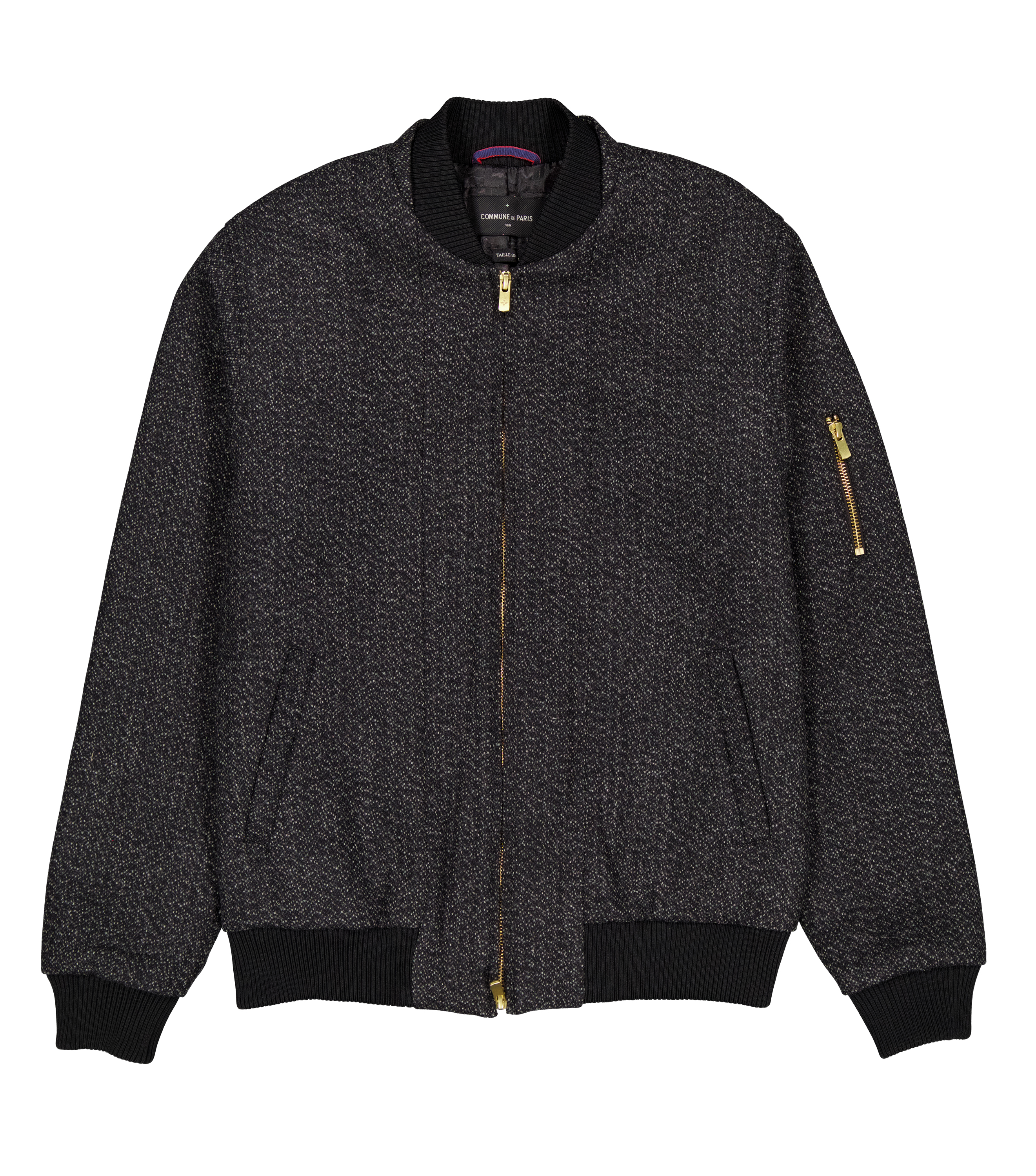 JACKET ANATOLE19-GT - Grey tweed