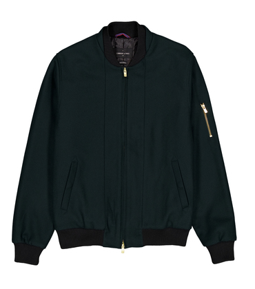 JACKET ANATOLE19-GR - Green