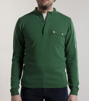 Sweater Rivoli - Green