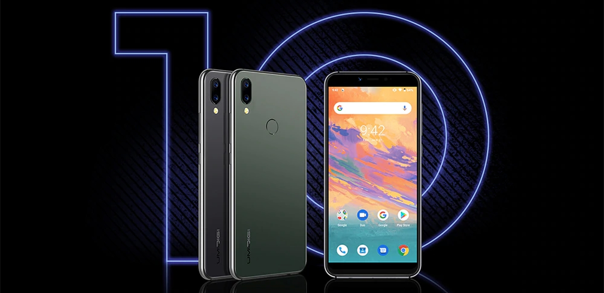 With the Umidigi A3S, Umidigi offers us one of the cheapest phones on the market with features, bordering on the mid-range category.