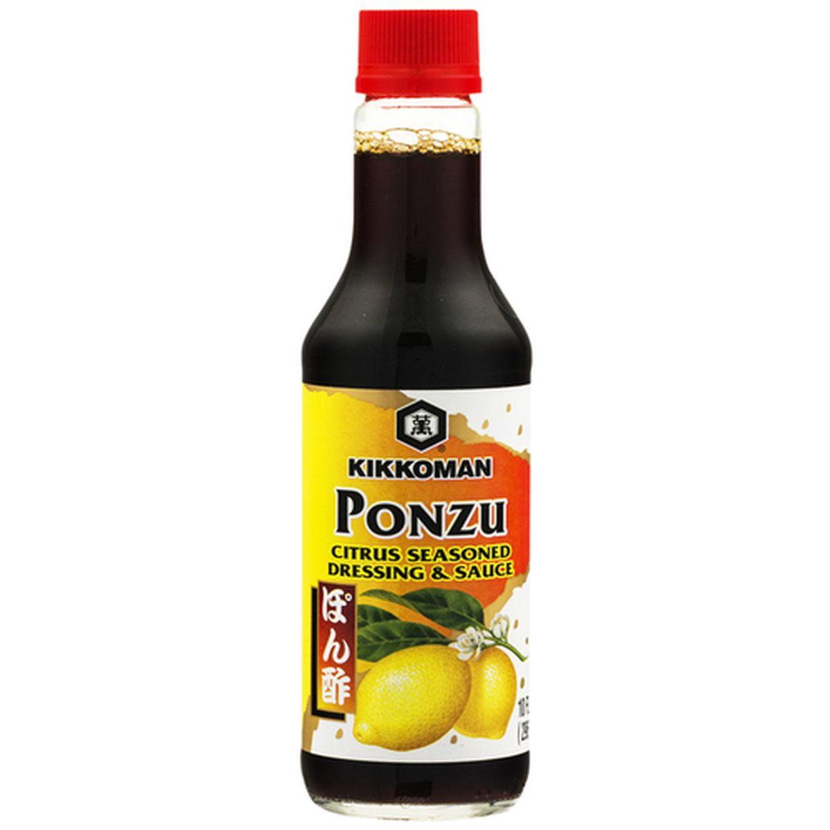 La sauce Ponzu fait partie des sauces asiatiques pour améliorer n'importe quel plat.