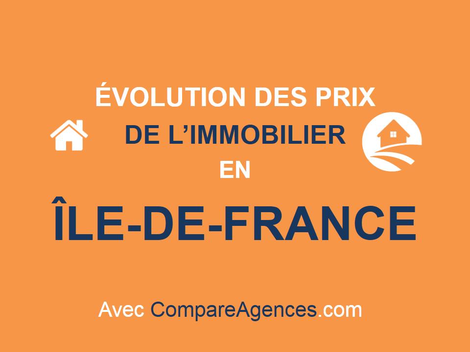 Conseils immobiliers compareagences - Prix de l immobilier en france ...