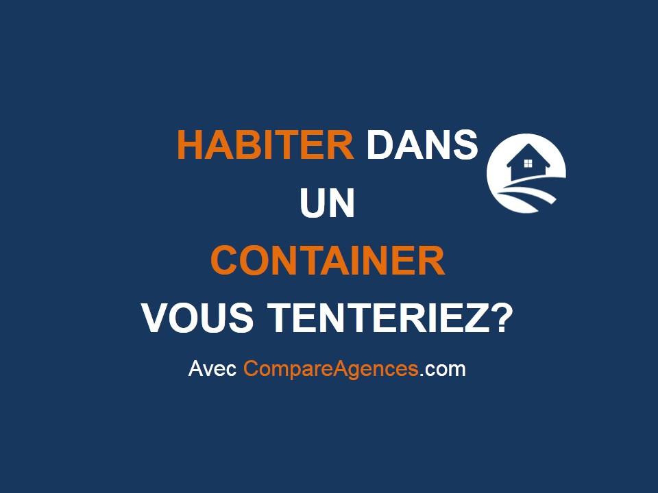 Image de l'article Habiter dans un container, vous tenteriez?