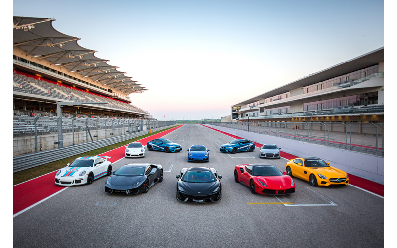 win a driving experience