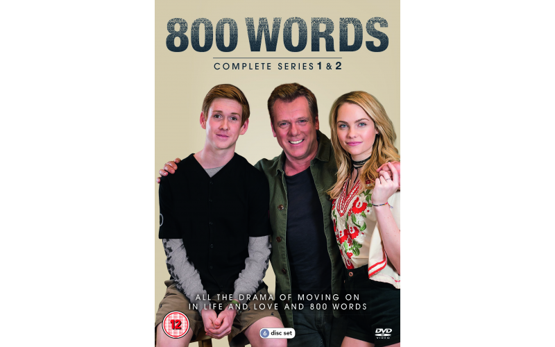 800 Words Complete Series One and Two Box Set