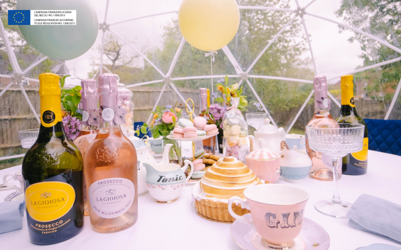 WIN LA GIOIOSA FOR THE ULTIMATE AFTERNOON TEA!