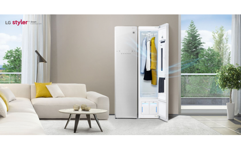 LG Styler Wifi Connected Steam Clothing Care System™