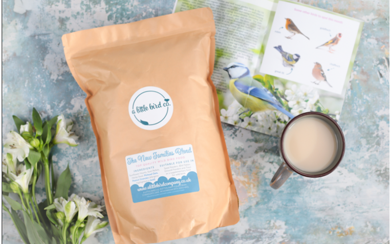 Win a bundle from A Little Bird Company worth £151