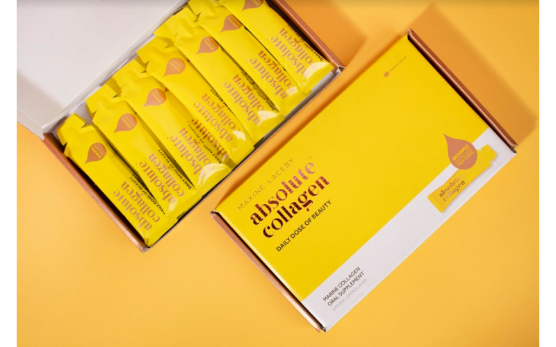 10-month supply of Absolute Collagen's Beauty Box
