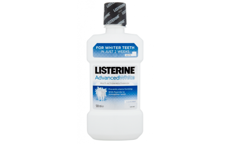 The Prize is 4 x adult weekend tickets  to Love Box festival 13th & 14th July, (Gunnersbury Park, London) and 4 x  500ml bottles of Listerine Advanced White.