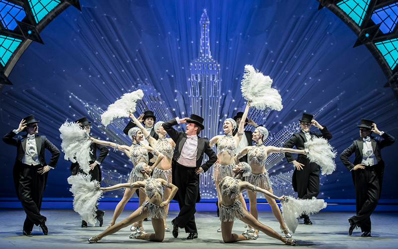 Win tickets to see An American in Paris: The Musical in cinemas plus limited edition cinema poster