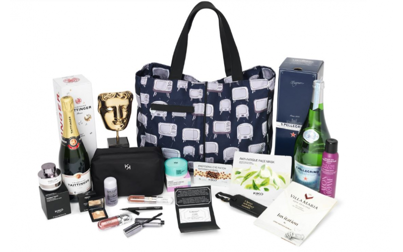 A BAFTA Nominee Gift Bag