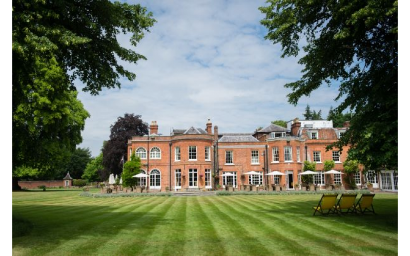 A 2 night stay at Royal Berkshire Hotel and a 3 course meal for 2 in Fork Restaurant