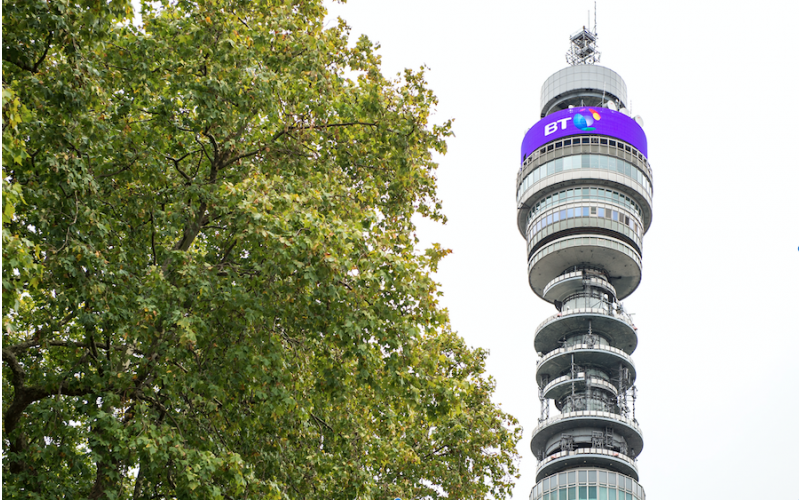 Brand-new Samsung Galaxy S9+ PLUS An Exclusive Evening at the BT Tower for 2 - Canapes, Drinks and Entertainment Included