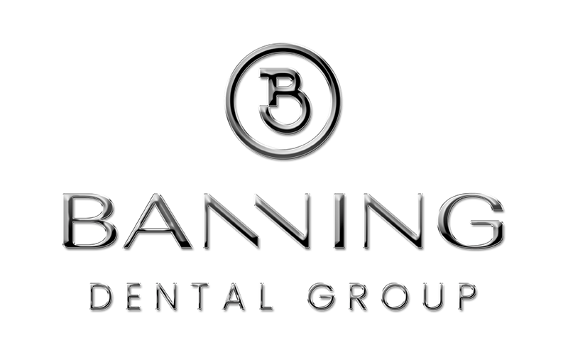 Teeth whitening by the Banning Dental Group