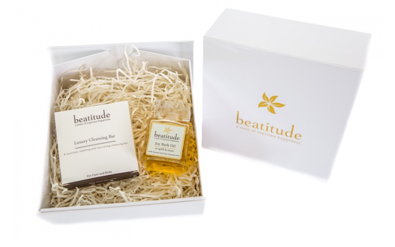 Beatitude Aromatherapy Joy Bath Oil Gift Box