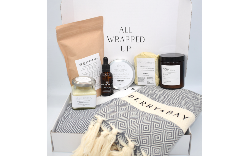 Win a beautiful trove of luxury, handmade goodies and a two night stay in the vibrant city of Liverpool.