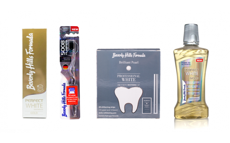 Win A Bundle of Beverly Hills Formula Products For A Hollywood Smile!