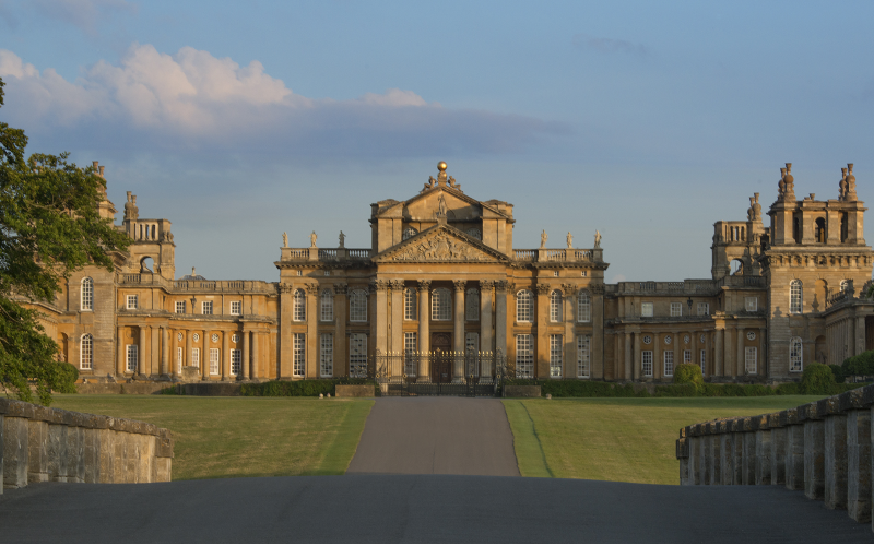 Win a pair of adult tickets to visit Blenheim Palace