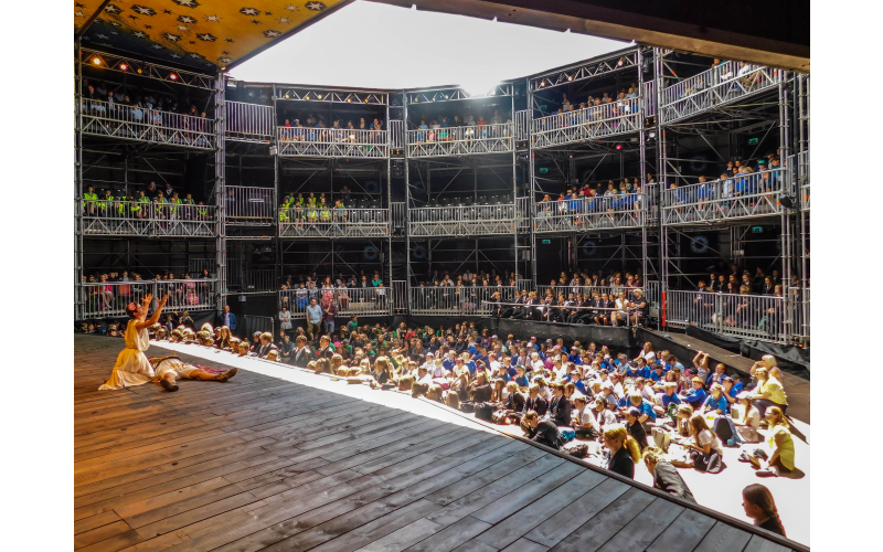 Win 3 pairs of tickets to Romeo & Juliet at Blenheim Palace on Tuesday 9 July 2019