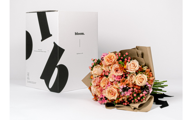 Two luxury gift bouquets from Bloom